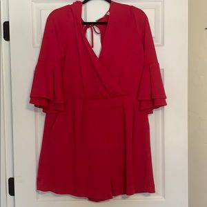 New York and Company Romper size L